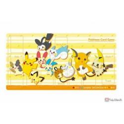 Pokemon Center 2020 Hoppe Daishugo Premium Half Rubber Playmat