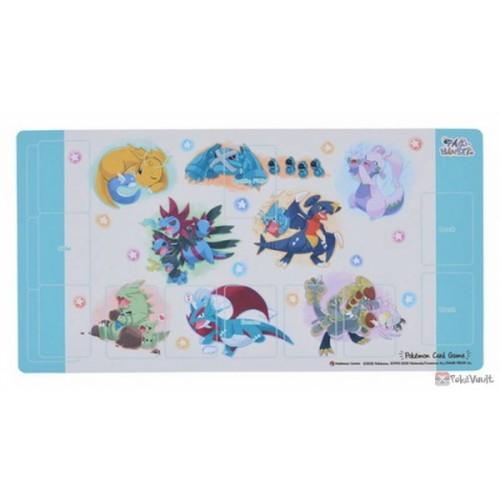 Pokemon Center 2020 Taiki Bansei Premium Half Rubber Playmat