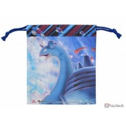Pokemon Center 2020 Gigantamax Corviknight Drawstring Dice Bag Med
