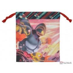 Pokemon Center 2020 Gigantamax Charizard Drawstring Dice Bag Med