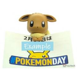 Pokemon 2020 Eevee Bandai Figure Clip Series #4 Figure