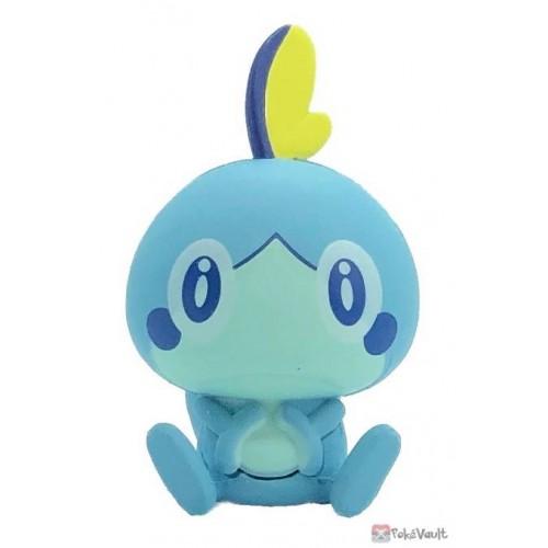 Pokemon 2020 Sobble Bandai Figure Clip Series #4 Figure