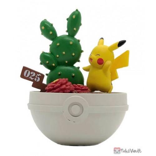 Pokemon 2020 Pikachu Re-Ment Pocket Botanical #1 Figure