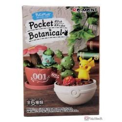 Pokemon 2020 Pidgeot Re-Ment Pocket Botanical #1 Figure