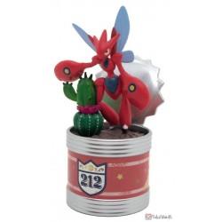 Pokemon 2020 Scizor Re-Ment Pocket Botanical #1 Figure