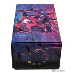 Pokemon Center 2020 Infinity Zone Fold Up Large Cardboard Storage Box