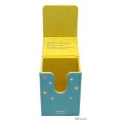 Pokemon Center 2020 Taiki Bansei Leather Deck Box