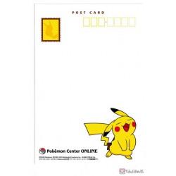 Pokemon Center Online 2020 Rockruff Yamper Postcard Lottery Prize