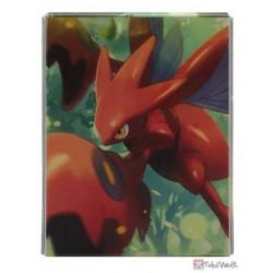 Pokemon Center 2020 Scizor Card Deck Box Holder
