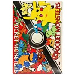 Pokemon 2000 Banpresto Blastoise Venusaur Charizard Pencil Board