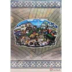 Pokemon Center 2014 Xerneas Alpha Sapphire Nintendo 3DS File Folder