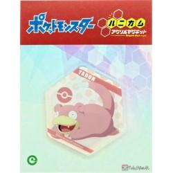 Pokemon 2020 Slowpoke Honeycomb Acrylic Magnet