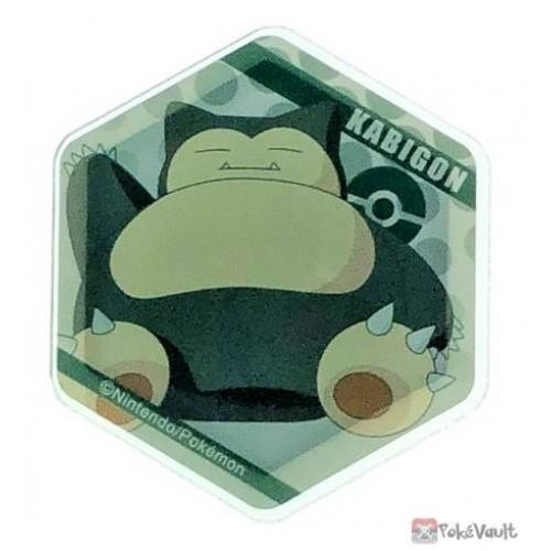 Pokemon 2020 Snorlax Honeycomb Acrylic Magnet