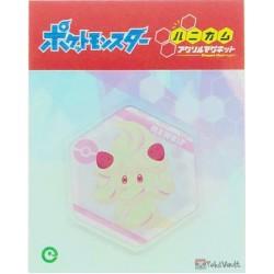 Pokemon 2020 Alcremie Honeycomb Acrylic Magnet
