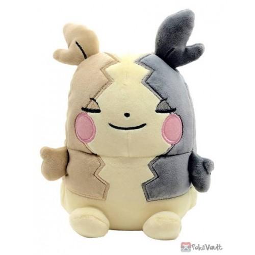 Pokemon 2020 Morpeko Takara Tomy Sleeping Friends Series Plush