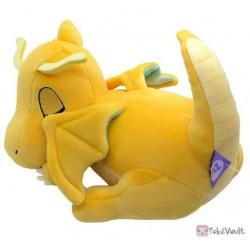 Pokemon 2020 Dragonite Takara Tomy Sleeping Friends Series Plush