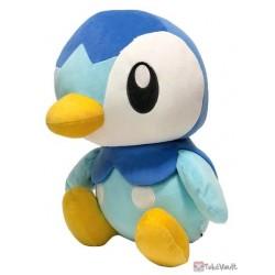 Pokemon 2020 Piplup San-Ei All Star Collection Big More Giant Plush Toy