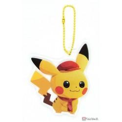 Pokemon Center 2020 Pikachu Pokemon Cafe Mix Acrylic Keychain #1