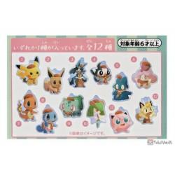 Pokemon Center 2020 Eevee Pokemon Cafe Mix Acrylic Keychain #2