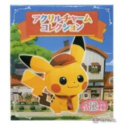 Pokemon Center 2020 Lucario Pokemon Cafe Mix Acrylic Keychain #3