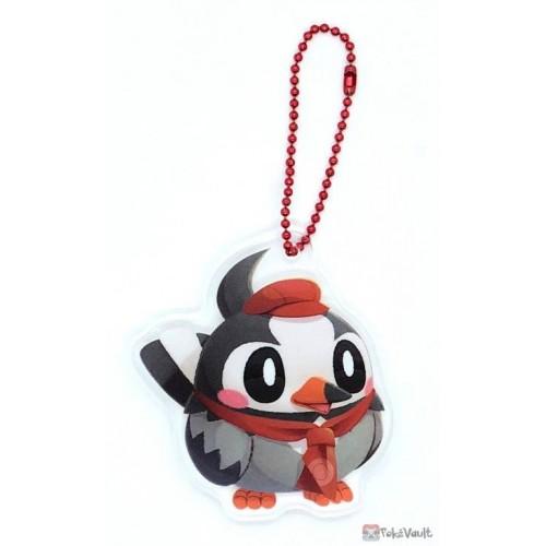 Pokemon Center 2020 Starly Pokemon Cafe Mix Acrylic Keychain #4