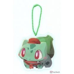 Pokemon Center 2020 Bulbasaur Pokemon Cafe Mix Acrylic Keychain #9