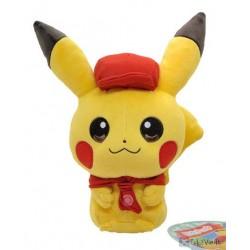 Pokemon Center 2020 Pikachu Pokemon Cafe Mix Plush Toy