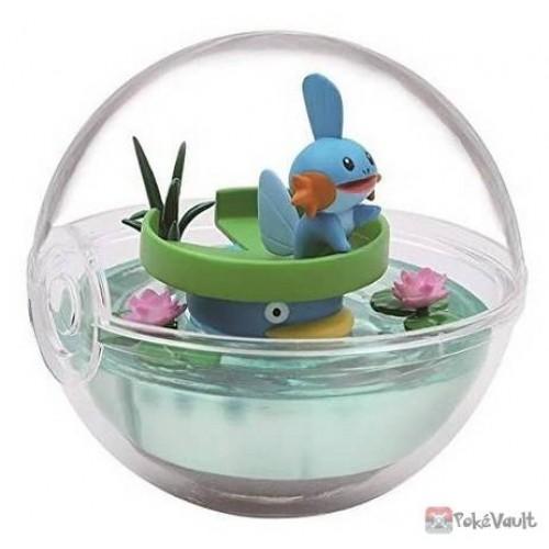 Pokemon 2020 Mudkip Lotad Re-Ment Terrarium Series #8 Figure