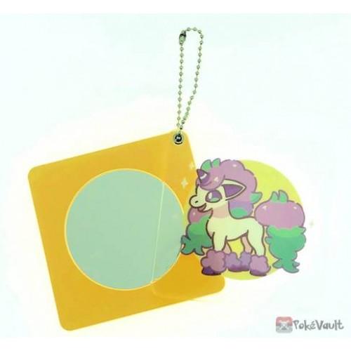 Pokemon Center 2020 Galarian Ponyta Hello Ponyta Mirror Charm #1