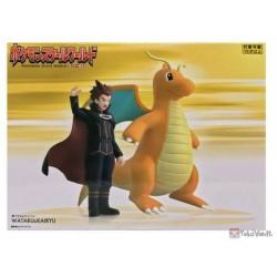 Pokemon 2020 Bandai Lance Dragonite Pokemon Scale World Kanto Figure Set