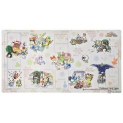 Pokemon Center 2020 Galar Tabi Premium Half Rubber Playmat