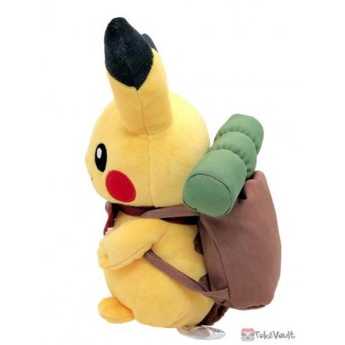 Pokemon Center 2020 Pikachu Adventure Plush Toy