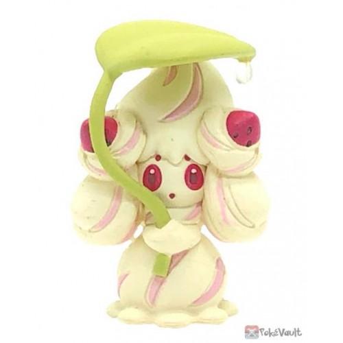 Pokemon 2020 Alcremie Takara Tomy Shelter From Rain Mascot Figure