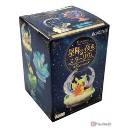 Pokemon 2020 Pikachu Re-Ment Starrium Starry Night Figure #1