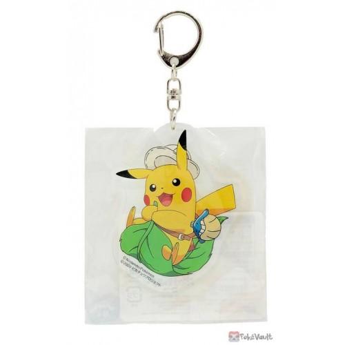 Pokemon 2020 Pikachu Coco Movie Acrylic Plastic Keychain #2