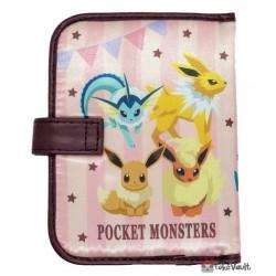 Pokemon 2020 Sylveon Umbreon Vaporeon Glaceon Card Case