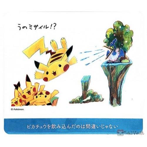 Pokemon Center 2020 Pikachu Cramorant Janai Pokemon Large Sticker