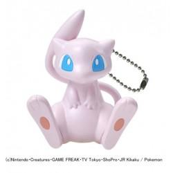 Pokemon 2020 Mew Lighting Mascot Keychain