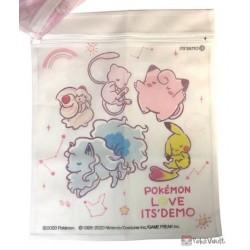 Pokemon 2020 Alolan Ninetales Love Its Demo Sweet Dream Laundry Net