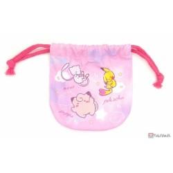 Pokemon 2020 Mew Love Its Demo Sweet Dream Mini Drawstring Bag