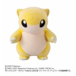 Pokemon 2020 Bandai Pokemofu Doll Vol. 5 Sandshrew Figure #6