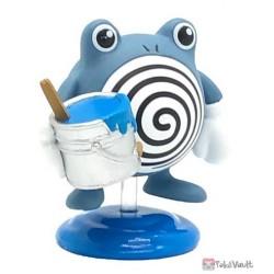 Pokemon 2020 Poliwhirl Kitan Club Palette Blue Collection Figure
