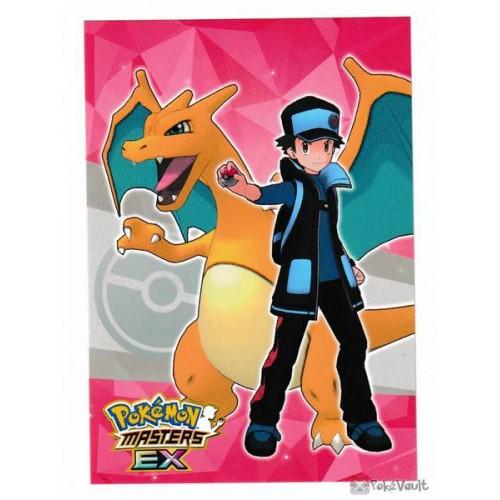 Pokemon Center 2020 Red Charizard Pokemon Masters EX Sticker #2