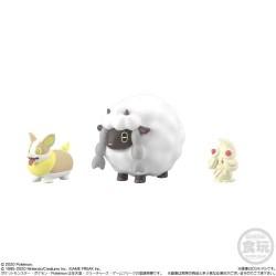 Pokemon 2020 Wooloo Yamper Alcremie Bandai Pokemon Scale World Galar Region Figure