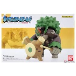 Pokemon 2020 Bandai Rillaboom Pokemon Scale World Kanto Figure Set