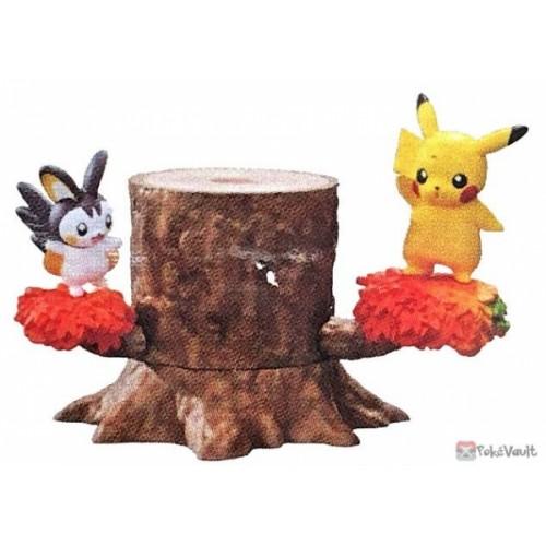 Pokemon 2020 Pikachu Emolga Re-Ment Pokemon Forest Vol. 5 Figure #1