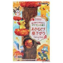 Pokemon 2020 Munchlax Pachirisu Re-Ment Pokemon Forest Vol. 5 Figure #4