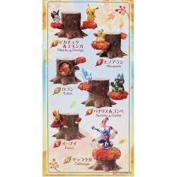 Pokemon 2020 Greninja Re-Ment Pokemon Forest Vol. 5 Figure #6