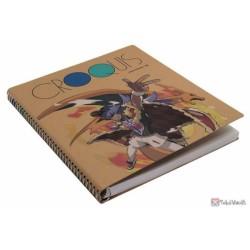 Pokemon Center 2020 Leon Raihan Piers Pokemon Trainers #2 Sketch Book