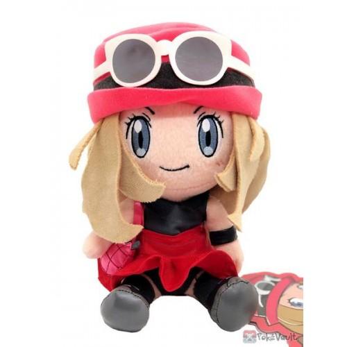 Pokemon Center 2020 Serena Pokemon Trainers #2 Plush Toy
